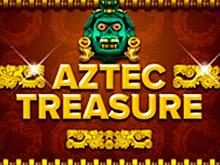 Игровые аппараты Вулакан Aztec Treasure
