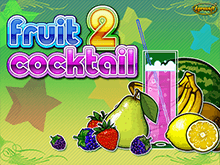 Игровой автомат Fruit Cocktail 2 в Казино Чемпион