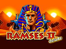 Играть бесплатно в Ramses II Deluxe