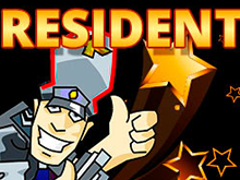 Игровой аппарат Resident в Казино Чемпион