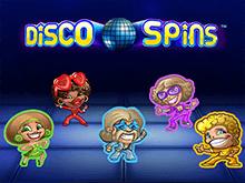 Disco Spins в казино Чемпион