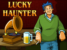 Популярный автомат Lucky Haunter