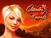 Queen of Hearts играть на деньги