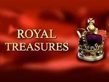 Royal Treasures на деньги играть