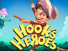 Игровой автомат Чемпион Hook's Heroes на деньги