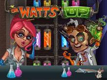 Увлекательная игра в казино на реальные деньги с Dr Watts Up
