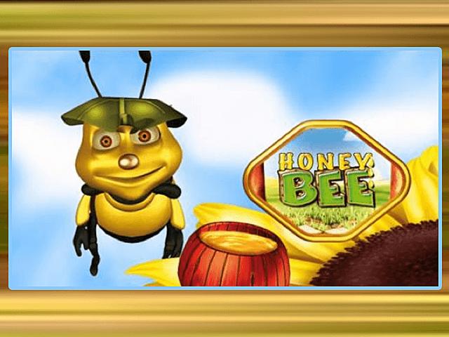 Игра в режиме онлайн в азартный автомат Honey Bee