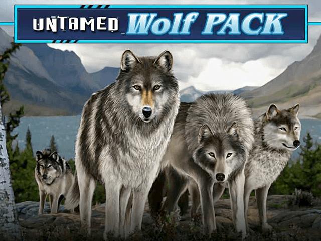 Автомат Untamed Wolf Pack: играйте и получайте призы!