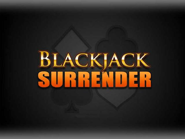 Игровой автомат Blackjack Surrender с качественной графикой