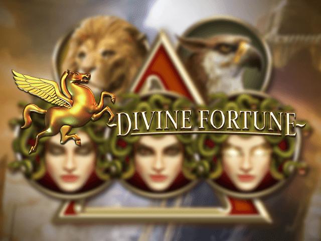 Играть на сайте онлайн в виртуальный аппарат Divine Fortune
