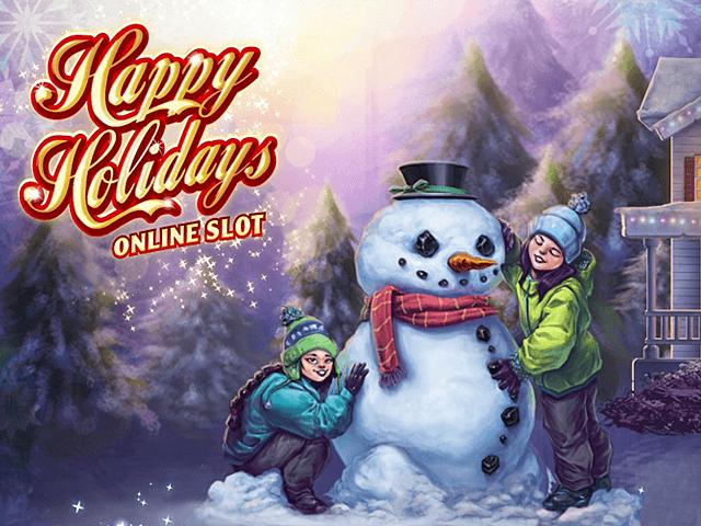 Happy Holidays – игровой онлайн-автомат на сайте