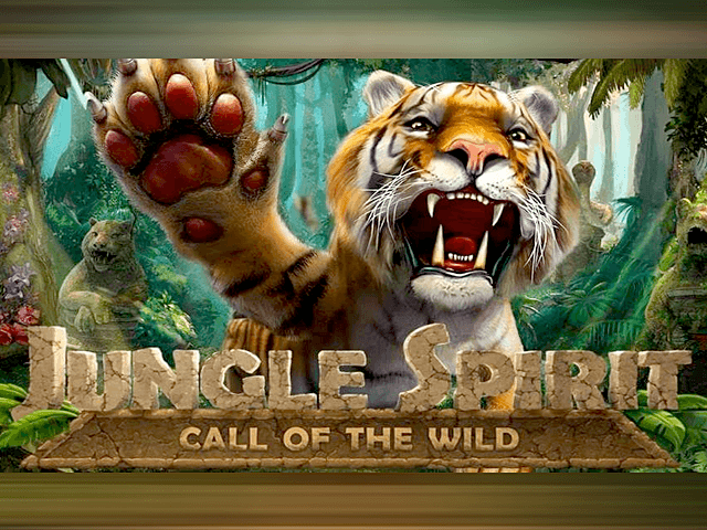 Играйте в азартный аппарат Jungle Spirit: Call Of The Wild на сайте